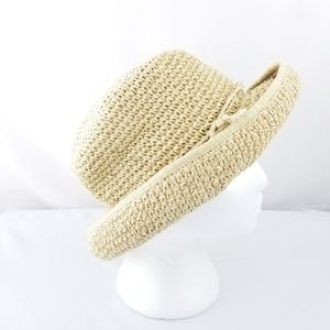 Eddie Bauer Soft Straw Hat
